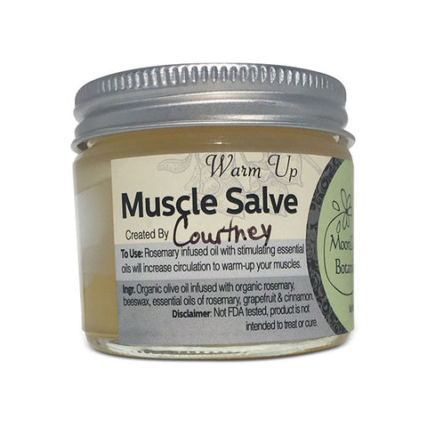 Warm Up Muscle Salve