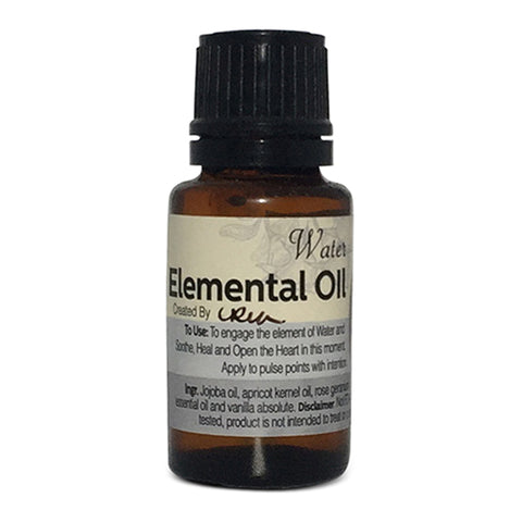 Water Elemental Oil
