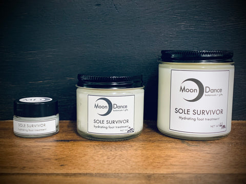 Sole Survivor Foot Cream