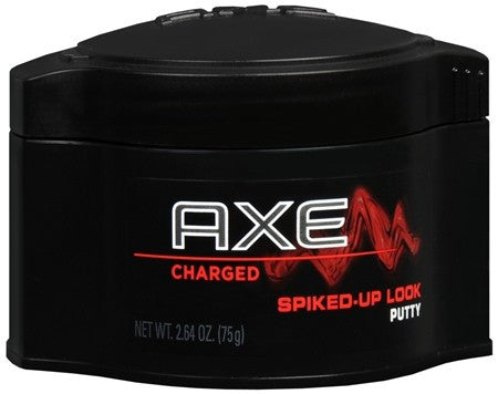Axe Spiked-Up Look Putty Charged - 2.64 oz