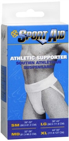 Sport Aid Athletic Supporter Large - 1 ea