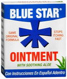 Blue Star Ointment with Soothing Aloe - 2 oz