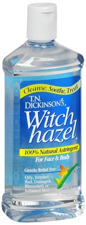 T.N. Dickinson's Witch Hazel Astringent - 16 oz