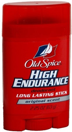 Old Spice High Endurance Deodorant Long Lasting Stick Original Scent - 2.25 oz