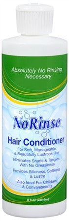 No Rinse Hair Conditioner - 8 oz