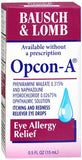 Bausch + Lomb Opcon-A Eye Drops - 0.5 oz