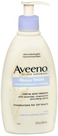 AVEENO Active Naturals Stress Relief Moisturizing Lotion - 12 oz