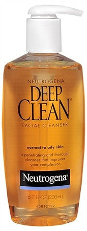 Neutrogena Deep Clean Facial Cleanser - 6.7 oz