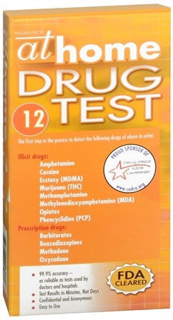 At Home Drug Test Multi-Drug - 1 ea