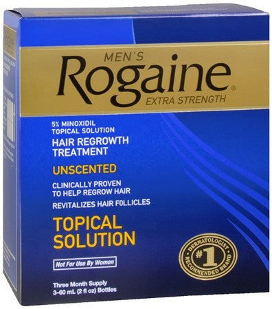 Rogaine Men's Extra Strength Hair Regrowth Treatment - 6 oz