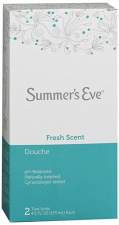 Summer's Eve Douche Fresh Scent - 9 oz