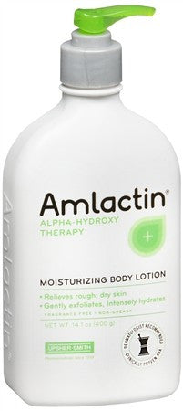 AMLACTIN Moisturizing Body Lotion - 14.1 oz