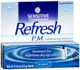 Refresh PM Lubricant Eye Ointment - 3.5 gm