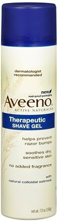 AVEENO Therapeutic Shave Gel - 7 oz