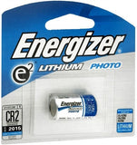 Energizer e2 Lithium Photo Battery 3.0 Volt CR2 - 1 ea