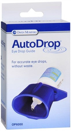 Autodrop Eye Drop Guide - 1 ea