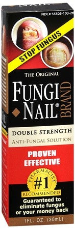 Fungi-Nail Toe & Foot Original Solution - 1 oz