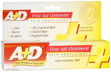 A+D First Aid Ointment - 1.5 oz