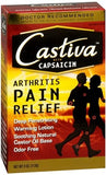 Castiva Arthritis Pain Relief Lotion with Capsaicin - 4 oz