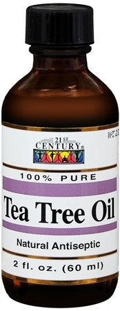 21st Century Tea Tree Oil - 2 oz