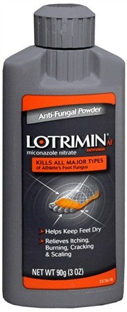 Lotrimin AF Anti-Fungal Powder - 3 oz