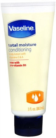 Vaseline Total Moisture Body Lotion - 3 oz