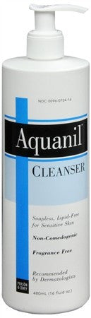 Aquanil Cleanser - 16 oz