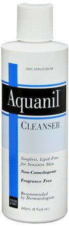 Aquanil Skin Cleanser - 8 oz