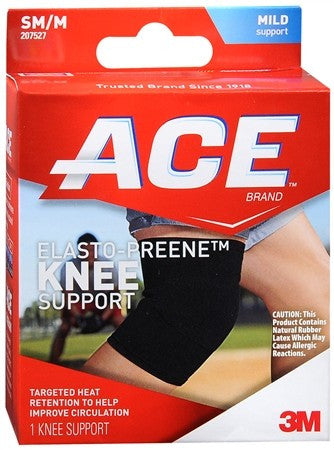 ACE Elasto-Preene Knee Support SM/M - 1 ea