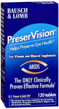 Bausch + Lomb PreserVision Tablets - 120 tabs