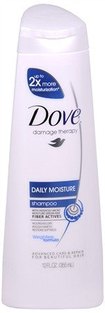 Dove Damage Therapy Daily Moisture Shampoo - 12 oz