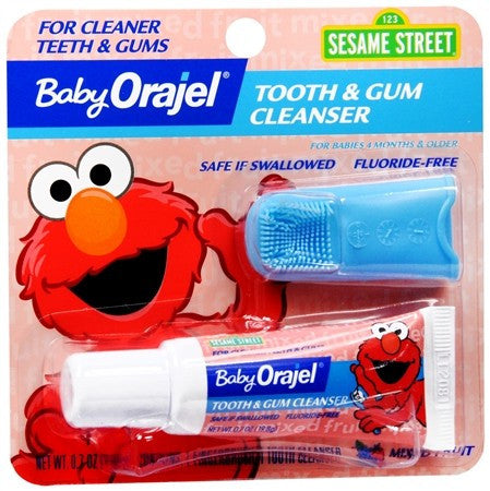 Baby Orajel Tooth & Gum Cleanser Fruity Fun - 0.7 oz