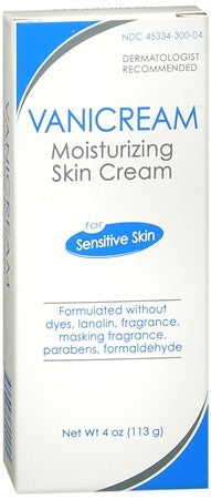 Vanicream Moisturizing Skin Cream for Sensitive Skin - 4 oz