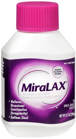 MiraLAX Powder - 8.3 oz