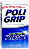 Super Poligrip Denture Adhesive Powder Extra Strength - 1.6 oz