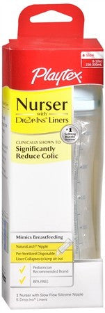 Playtex Nurser with Drop-Ins Liners - 1 ea