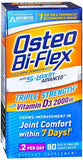 Osteo Bi-Flex With Vitamin D3 2000 IU Caplets Triple Strength - 80 caps
