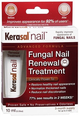 Kerasal Nail Fungal Nail Renewal Treatment - 10 ml