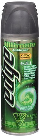 Edge Ultimate Achiever 6 in 1 Shave Gel - 7 oz