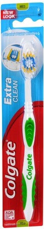 Colgate Extra Clean Toothbrush Medium - 1 ea