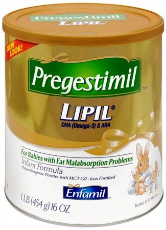 Enfamil Pregestimil Lipil Infant Formula Powder - 16 oz