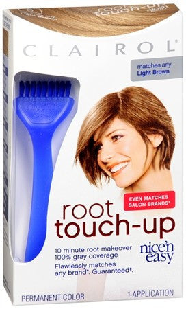 Nice 'n Easy Root Touch-Up 6 Light Brown - 1 ea
