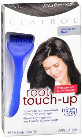 Nice 'n Easy Root Touch-Up Black - 1 ea
