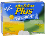 Alka-Seltzer Plus Day & Night Multi-Symptom & Cold Formula Effervescent Tablets - 20 tabs
