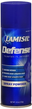 Lamisil AF Defense Spray Powder - 4.6 oz