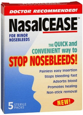 NasalCEASE Packings - 5 ea