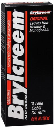 Brylcreem Brilliantly Classic Hair Cream - 4.5 oz