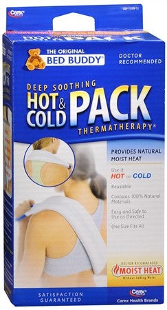 Bed Buddy Deep Soothing Hot & Cold Pack - 1 ea