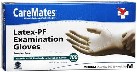 CareMates Examination Gloves 10312020 - 100 ea