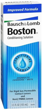 Bausch + Lomb Boston Conditioning Solution - 3.5 oz